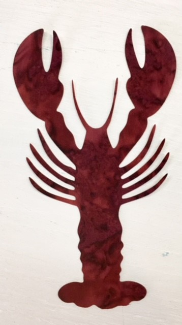 Lobster Appliques 6in.