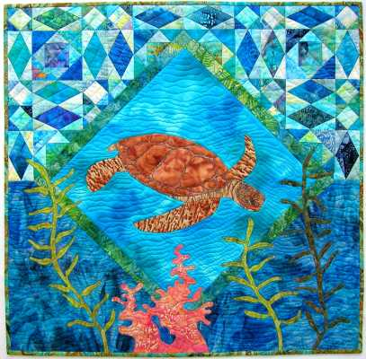 The Protector quilt pattern
