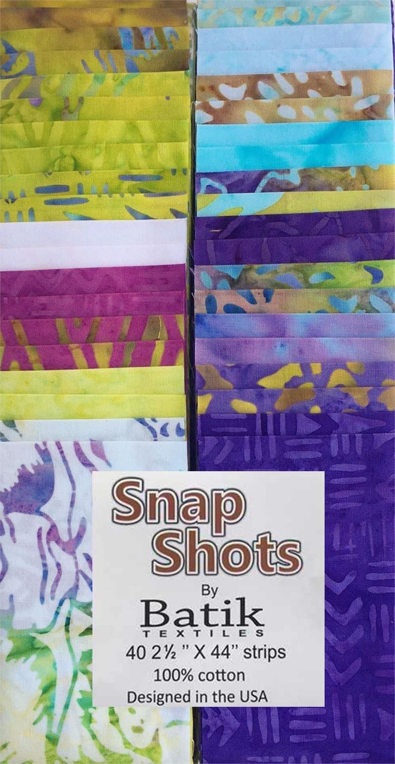 Safari Rain Snapshots 2.5in strips