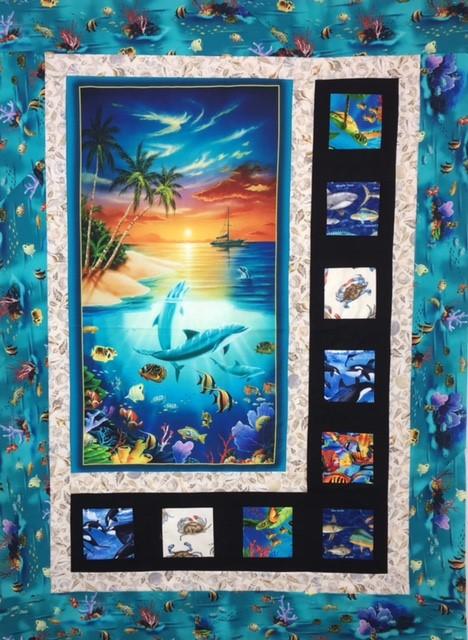 Sidelights Tropical Ocean Kit