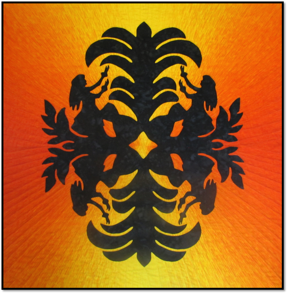 Hawaiian Applique Patterns