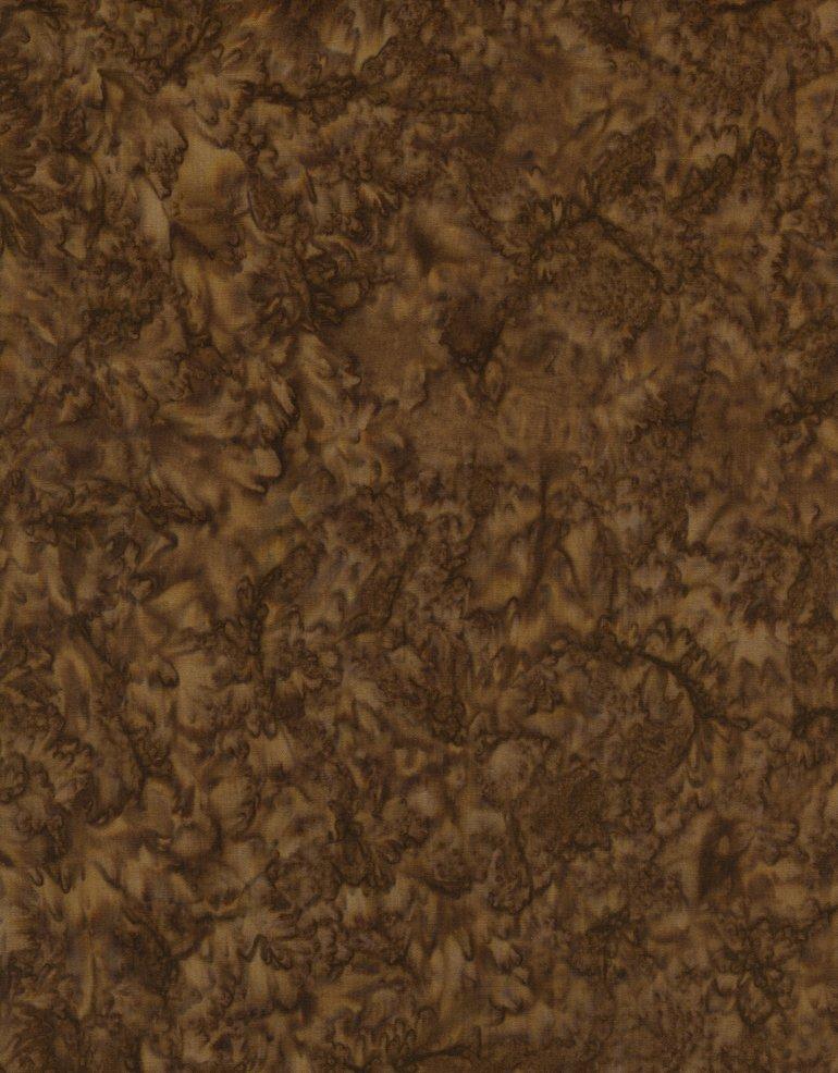 Brown Cocoa Tonga Batik