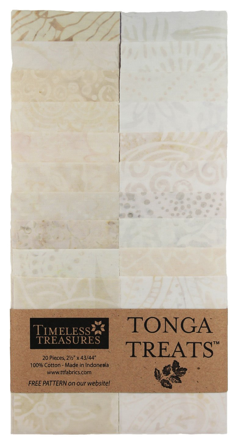 Cashmere Strip Jr Tonga Treat 2.5in.