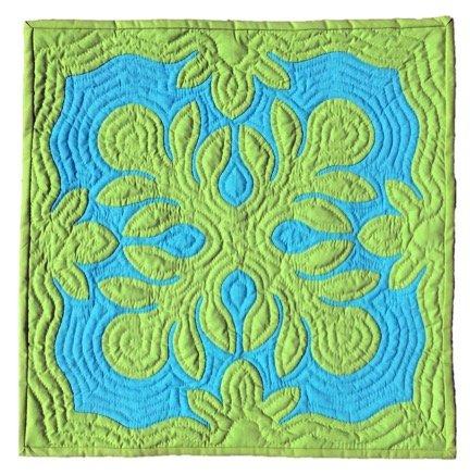 Ulu' Ma'alahi Hawaiian Quilt Kit