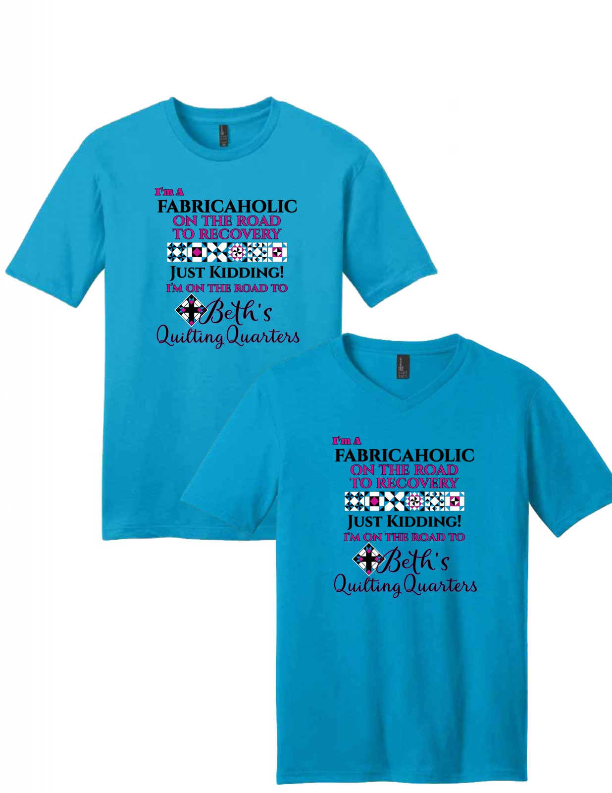 Fabricaholic T-shirt