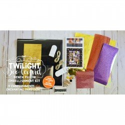 Twilight Boo-Levard Bench Pillow Embellishment Kit