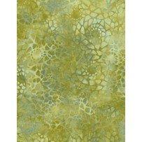 108 Mosaic Olive Green