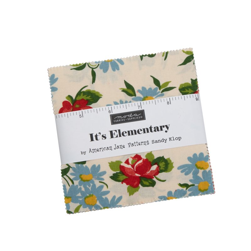 IT'S ELEMENTARY Charm Pack