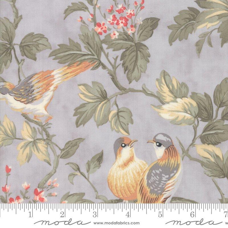 Birdsong in Silver