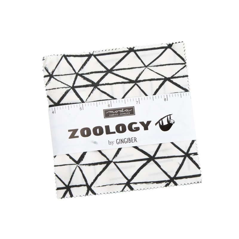 ZOOLOGY by GINGIBER Charm Pack