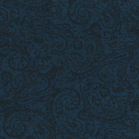 Dehli Paisley Deep Blue