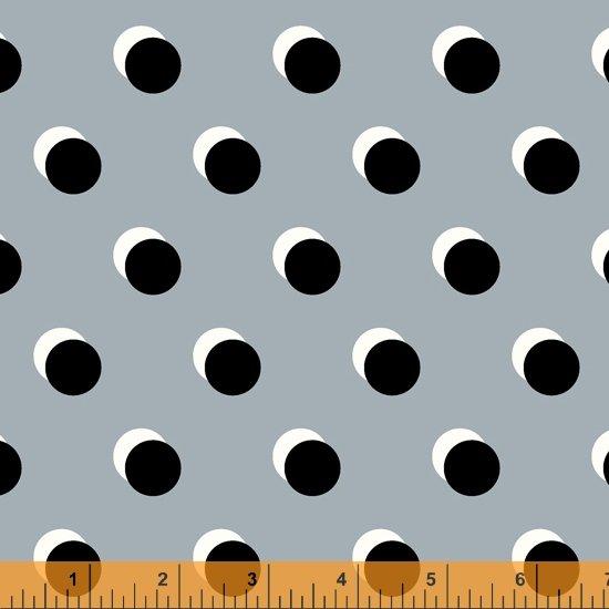 Double Dot in Grey