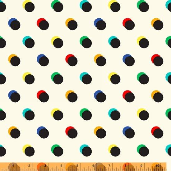 Double Dot in Multicolor