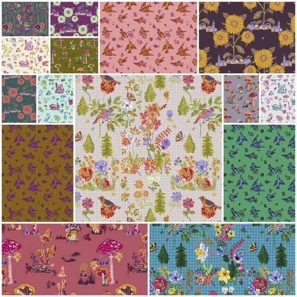 SOUVENIR Fat Quarter Bundle