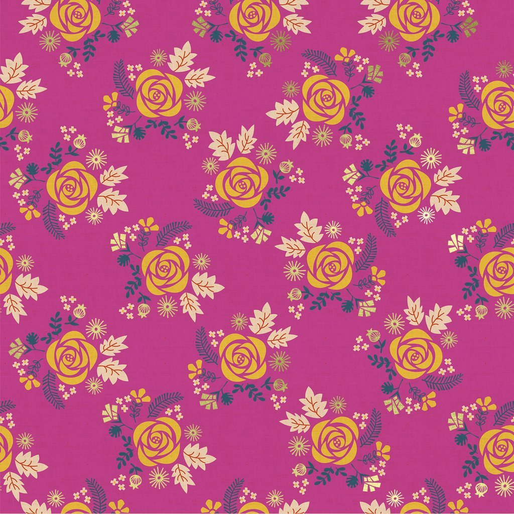 Wildflower Fuschia