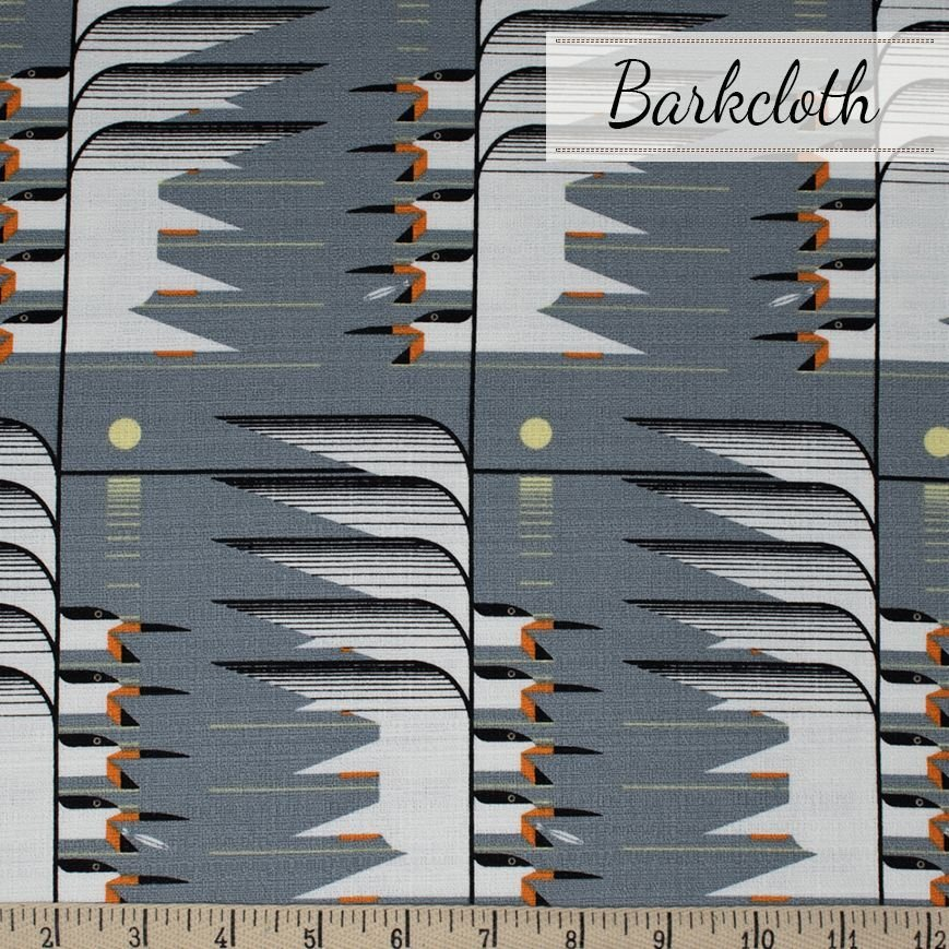 Skimmerscape BARKCLOTH