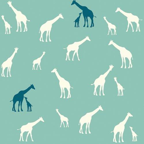 Giraffe Family Pool
