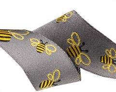 Sue Spargo Bees Gray