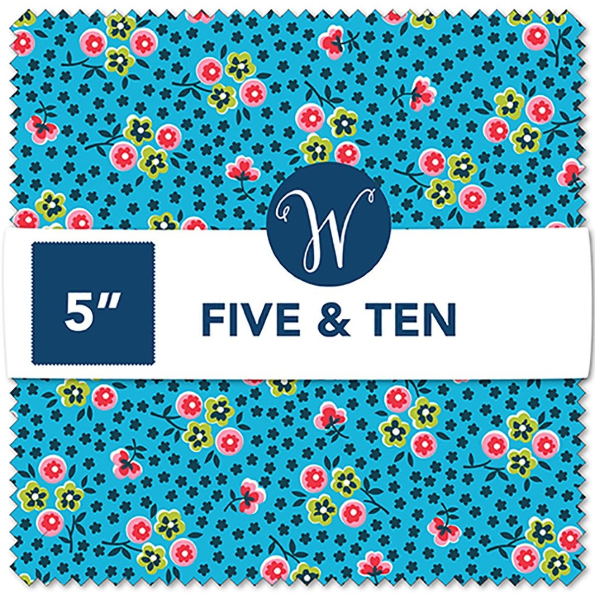 FIVE AND TEN Charm Pack
