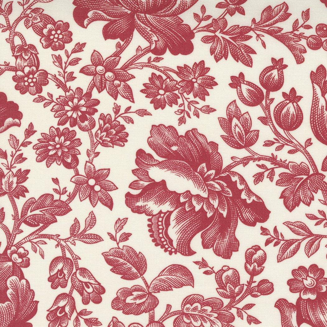 Moda Cranberries & Cream 44260-13