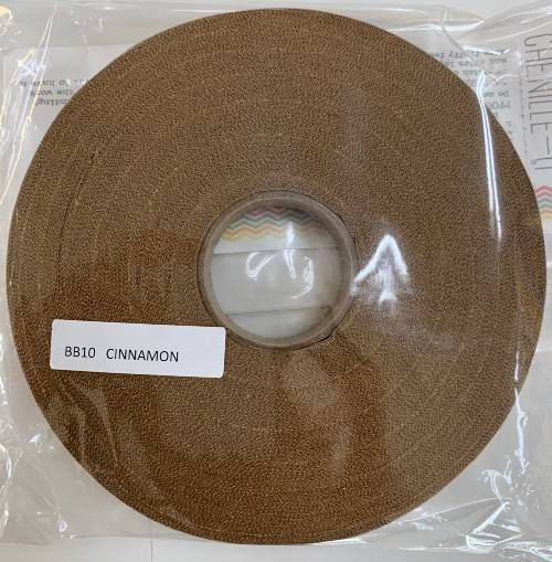 Chenille It!  - Cinnamon