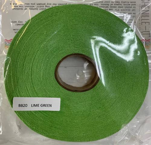 Chenille It!  - Lime Green