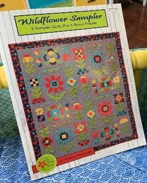 Wildflower Sampler Pattern