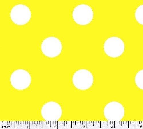 Marshall Dry Goods Big Dot Yellow