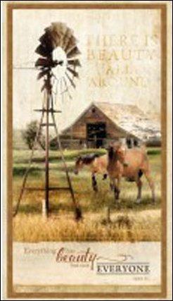 Wilmington Prints - Greener Pastures - Panel