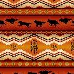 Elizabeth'S Studio Tucson Terracotta Wolves 556
