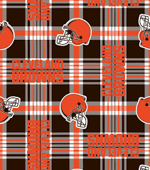 CLEVELAND BROWNS - NFL FLEECE