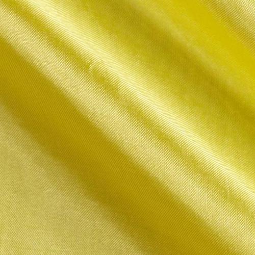 China Silk 60 Wide 100% Polyester Maize