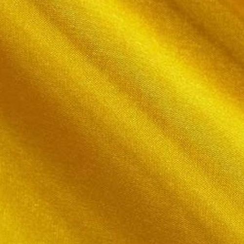China Silk 60 Wide 100% Polyester Sun Gold