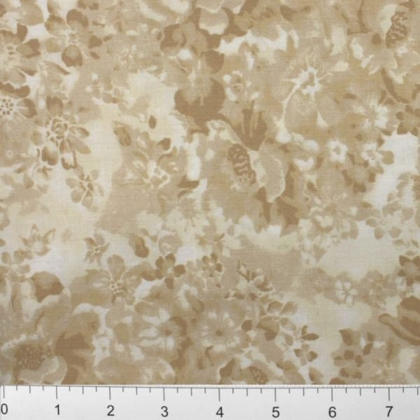 Marshall Dry Goods Camel Faded Floral