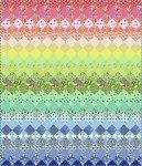 Free Spirit Quilt Kit Zuma Aurora 68in x 80in