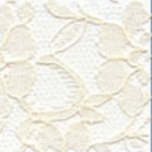 Raschel Allover Lace 60 100% Polyester Ivory