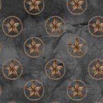 Blank Quilting Home on the Range  Star Black