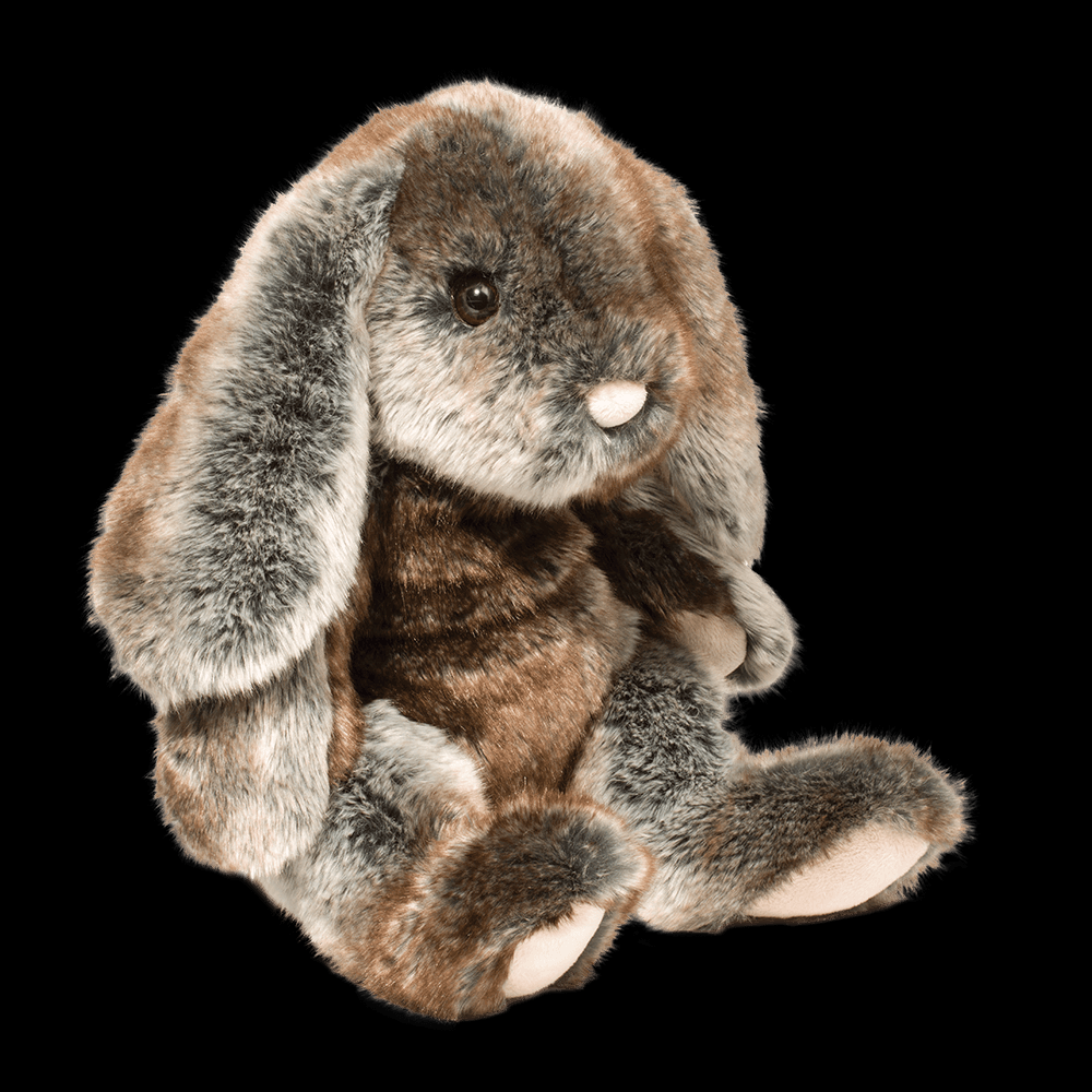 Lux Gray Bunny Medium #635