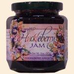 11 oz Huckleberry Jam