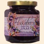 11 oz Huck Jam No Sugar Added