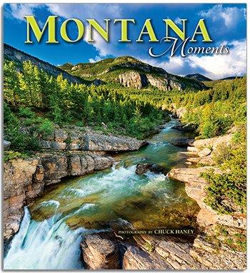 Montana Moments Hard cover