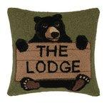The Lodge 18 x 18