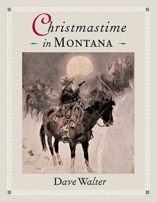 Christmas Time in Montana