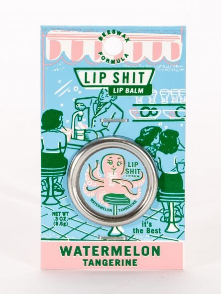 Lip Shit- Watermelon Tangerine