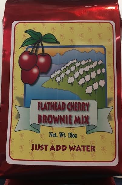 18 oz Flathead Cherry Brownie Mix