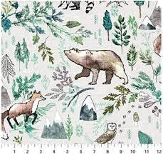 FOREST FABLE TAUPE MULTI- 90346 12