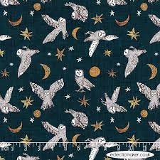 FOREST FABLE NAVY MULTI- 90348 49