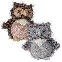 Fab Fuzz Lil' Owl Brown