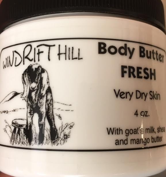 4 oz Fresh Body Butter