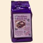 18 oz Huckleberry Brownie Mix